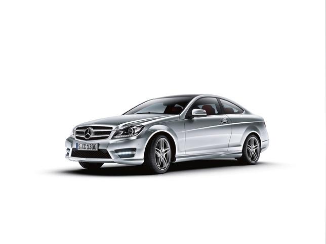 Mercedes-Benz C-Class Coupe (2013)