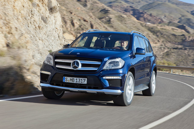 2013 Mercedes-Benz GL 350 BlueTEC 4MATIC