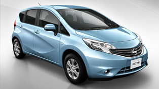 2013 Nissan Note - A New Global Compact Car