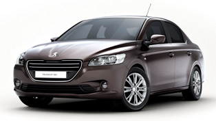 2013 Peugeot 301 - Designed for Bad Roads and Big People