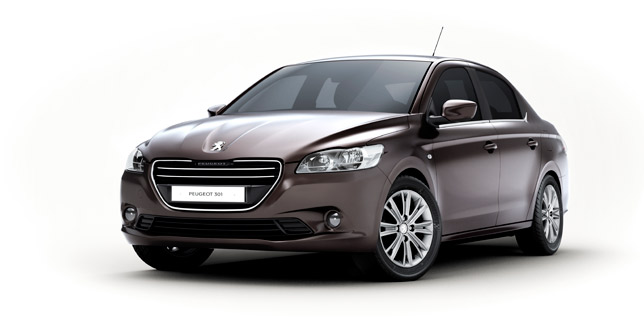 Peugeot 301 (2013)