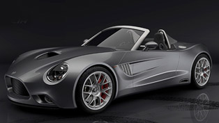 2013 Puritalia 427 - first images released