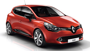Fourth Generation Renault Clio Debut