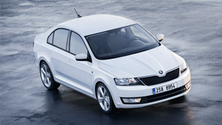2013 Skoda Rapid: the new class of Skoda