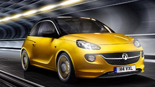 2013 Vauxhall Adam: first official images revealed