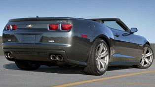 2013 Chevrolet Camaro ZL1 Convertible - US Price $60 445