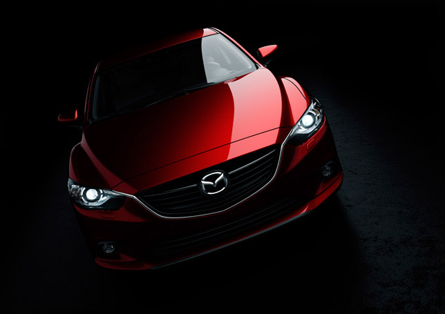 2014 Mazda 6 - first image