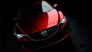 2014 Mazda 6 - First Image