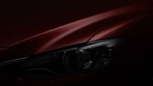 Mazda6 Teaser [VIDEO]