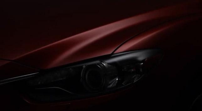 Mazda6 (2014)