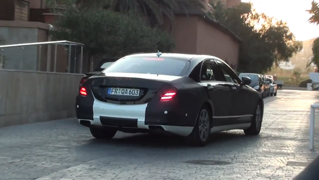 2014 Mercedes-Benz-S-Class