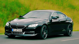 ac schnitzer bmw 6-series gran coupe - tuning to perfection