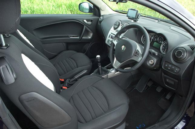 Alfa Romeo MiTo TwinAir Interior