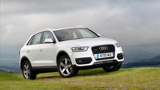 Audi celebrates 250th quattro-equipped model with the new Audi Q3