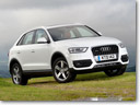 Audi celebrates 250th quattro-equipped model with the new Audi Q3