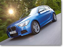 BMW 1-Series M135i three-door offers sports style in compact format
