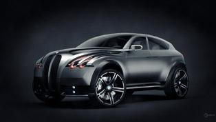 BMW XS Concept Render