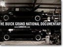"First teaser for ""BLACK AIR: The Buick Grand National Documentary"" released"