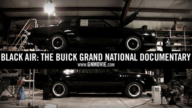 """Black Air: The Buick Grand National Documentary"""