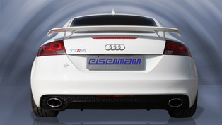 Eisenmann Audi TT RS gets equipped with racing technology