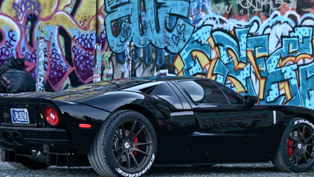ford gt hre wheels and egarage [video]