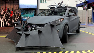 Hyundai Elantra Coupe: Good for Surviving a Zombie Apocalypse