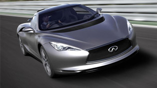 Infiniti EMERG-E Prototype revealed at the 2012 Goodwood Festival of Speed