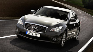 Affordable Infiniti M35h GT