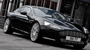 Aston Martin Rapide 4 Door by Kahn Design