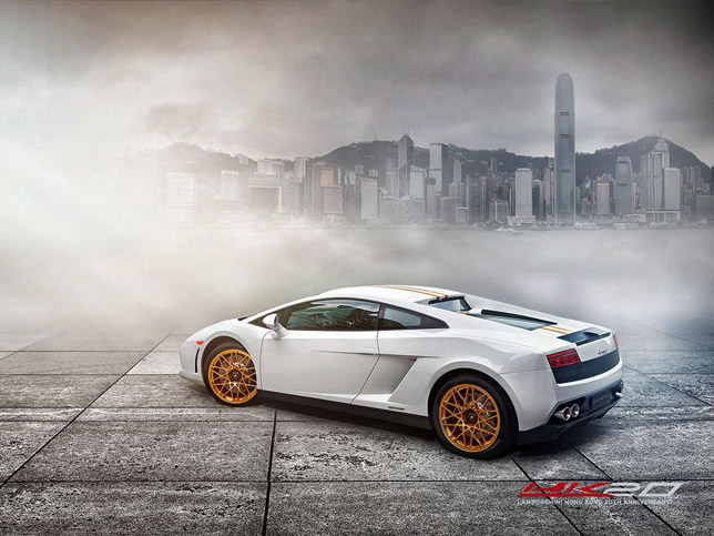 Lamborghini Gallardo LP550-2 Hong Kong 20th Anniversary Edition