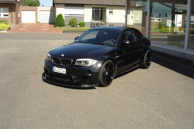 Manhart Racing BMW MH1 S BiTurbo