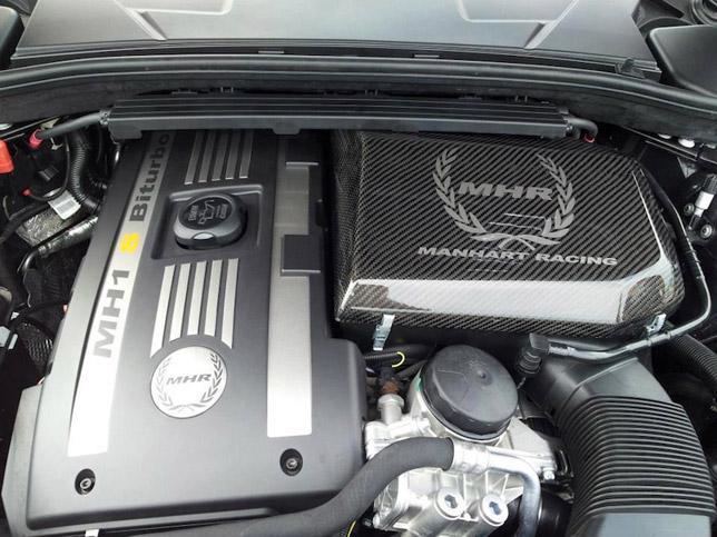 Manhart Racing BMW MH1 S BiTurbo