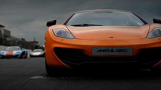 McLaren 12C GT3s set for Total 24 Hours of Spa [VIDEO]