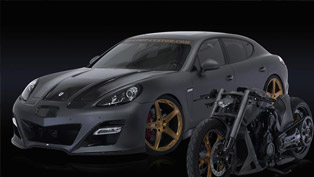 NLC Porsche Panamera GP - 970