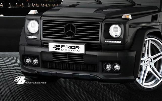 Prior Design Mercedes G-Class