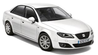 Seat Exeo Ecomotive