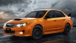 Subaru Impreza WRX Club Spec Limited Edition for Australia