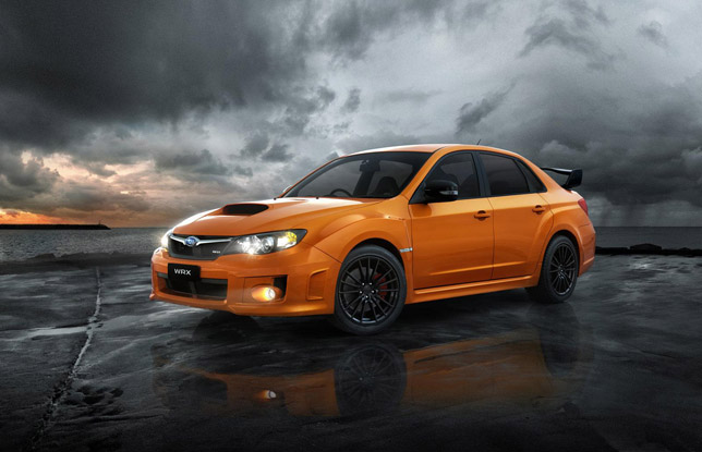 Subaru Impreza WRX Club Spec Limited Edition