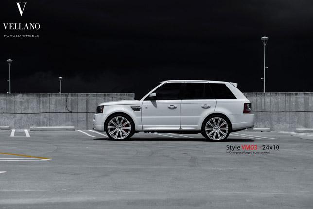 VellanoWheels Range Rover Sport