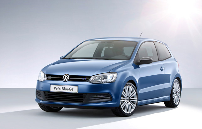 2013 Volkswagen Polo BlueGT
