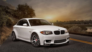 Vorsteiner BMW GTS-V 1M with new outdoor photoshoot