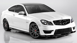 Vorsteiner Mercedes-Benz C63 AMG - Aggression and Style