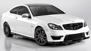 Vorsteiner Mercedes-Benz C63 AMG - Aggression and Style