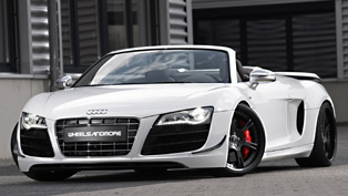 Audi R8 Spyder GT by Wheelsandmore