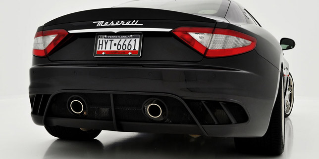 Wheelsandmore Maserati Gran Turismo Mc Stradale