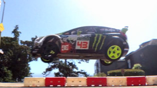 Ken Block's Gymkhana 5: Ultimate Urban Playground - San Francisco [HD video]