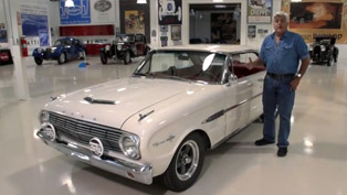 Jay Leno's Garage: 1963 Ford Falcon [VIDEO]
