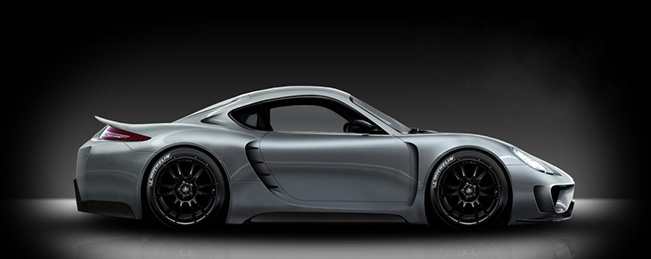 2012 Alpha N Performance Porsche Cayman Alpha One