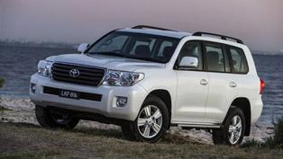 2012 Toyota LandCruiser Altitude Special Edition