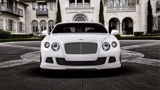 2012 Vorsteiner Bentley Continental GT BR-10 With New Outdoor Photoshoot